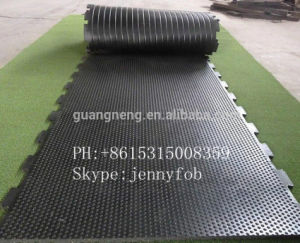 18mm Bobbletop Rubber Stable Mat, Cow Horse Stall Matting pictures & photos
