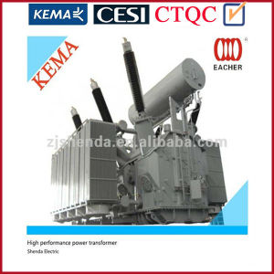 Power Transformer with Nltc Three-Phase Oil-Immersed Transformer