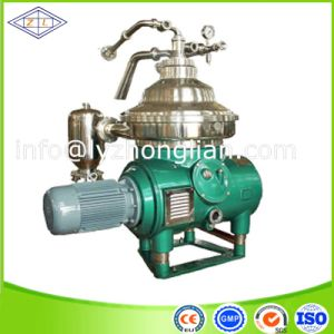 High Speed Automatic Food Grade Coconut Oil Disc Centrifuge Separator pictures & photos