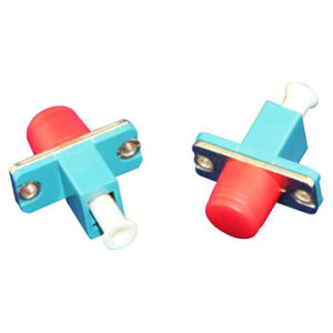 ST-LC Fiber-Optic Simplex Adapters with High Quality pictures & photos