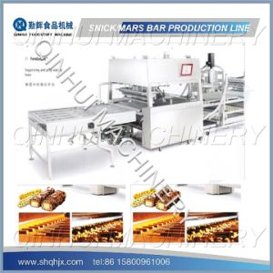 Automatic Compound Chocolate Bar Processing Line pictures & photos