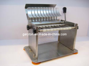 Stainless Steel Manual Sausage Slicer (GRT-HSS18) pictures & photos