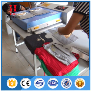 Hot Stamper Fusing Press Machine /Garment Fusing Machine with Hjd-H9j1001 pictures & photos