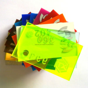 Customize Acrylic PMMA Plastic 2mm Sheet