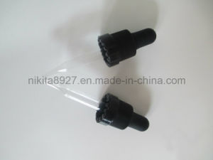 Plastic Dropper with Glass Tube (ND02) pictures & photos