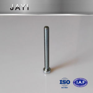 Cap Head Screw with Slotted Drives, Machine Screw, Connect Screw pictures & photos