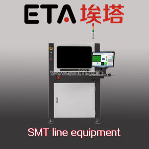 SMT Workshop Line, LED Production Line (SMT LOADER+SMT printer+SMT SPI+SMT pick and place machine+reflow oven) pictures & photos
