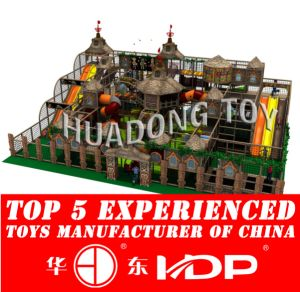 Huadong Indoor Playground New Style Ancient Tribe (HD2015B-011A) pictures & photos