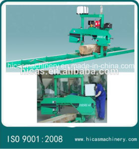 Horizontal Band Saw Band Sawing Machine Sawmill for Africa pictures & photos