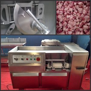 Good Cutting Effect Frozen Meat Dicer pictures & photos