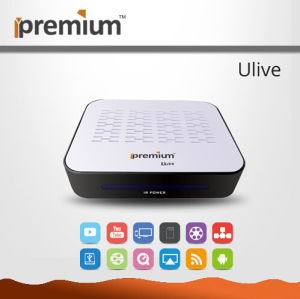 Full HD 1080P Free IPTV Box Ipremium Ulive with Micky Market pictures & photos