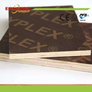 Film Faced Plywood / Marine Plywood / Shuttering Plywood /Construction Waterproof Plywood pictures & photos