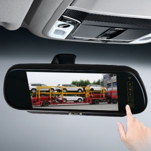 Touch Screen LCD Camera for School Bus, Cars pictures & photos