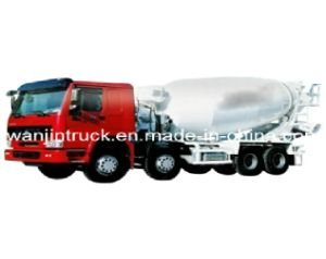 HOWO 14m3 Concrete Mixer 8X4 Truck pictures & photos
