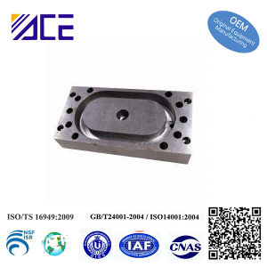 CNC Machining Elevator Transmission Part pictures & photos