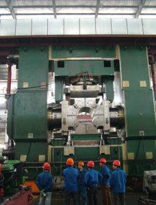 T-Tube Hydraulic Press Extruder pictures & photos