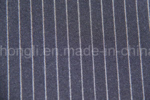 Yarn Dyed Poly/Rayon Striped Fabric, 245GSM pictures & photos
