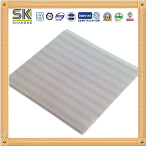PVC Ceiling Panel with New Design 8mm*250mm