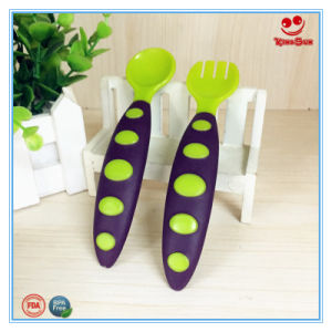 BPA Free Infant Cutlery for Feeding Babies pictures & photos