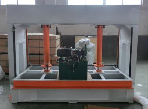High Class Cold Press for Woodworking Machine From Qingdao Sosn Machinery pictures & photos