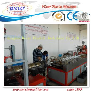 PVC Window and Door Profile Extrusion Machine with Ce Certificate pictures & photos