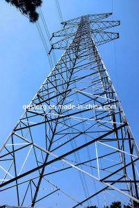 Power Plant/Angle-Steel Tower/Power Transmission Tower / Mild Steel / Galvanized Steel