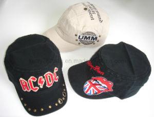 Cotton Military Cap/Painter Cap/Army Cap pictures & photos