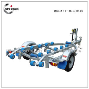 Hot Galvanizing Boat Trailer (NCG-005-TC-CJ-04-01)