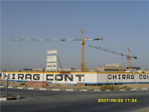 Construction Crane Offered by Hstowercrane pictures & photos