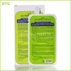 Korea Clinie Skin Care Tea Silk Oil Repairing Facial Mask pictures & photos