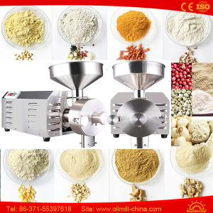 Maize Corn Tea Leaf Chocolate Coffee Herb Commercial Spice Grinder pictures & photos
