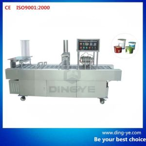 Bg60V/32V Automatic Cup Filling and Sealing Machine pictures & photos