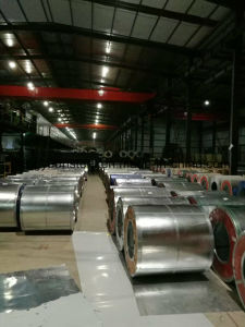 DC51D+Z100 Hot DIP Galvanized Steel Coil Gi Steel Strip pictures & photos