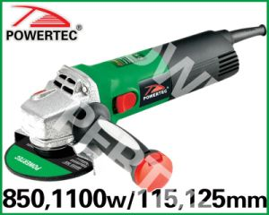 1100/850W 115/125mm Electric Angle Grinder (PT81018) pictures & photos