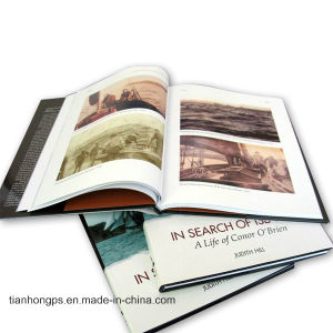 Coated Paper, Case Bound with Sewn Travel Book Printing pictures & photos