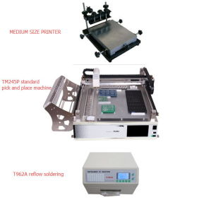 Easy Operation SMT SMD Production Line TM245p-Sta+T962A pictures & photos