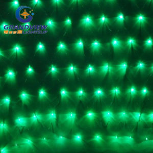 2m Width Green Light LED Net Light with 8-Mode pictures & photos