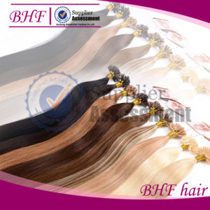"2016 Hot Sale U Tip Hair Extensions Human Natural Hair Extensions Blonde Color 27 130 613 Strand Tip 16""18""20""22""24""Inches pictures & photos"