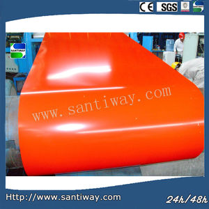 Color Coated Steel Coil PPGI for Roofing Building pictures & photos