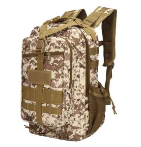 600d 35L 3p Military Tactical Travel Camping Backpack pictures & photos