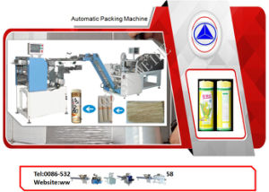 Automatic Weighing and Packing Machine for Spaghetti/ Noodles pictures & photos