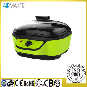 Easily Cleaned 8 in 1 Square Magic Multi Cooker pictures & photos