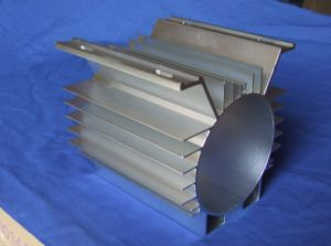 Industrial Aluminium Extruded (AODA10027)