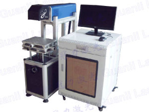 Non-Metal Sheet Fast Speed CO2 Laser Marking Machine