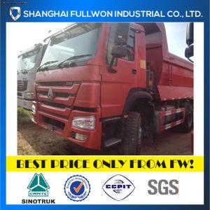 HOWO 6X4 25 Ton New Design U Type Dump Truck pictures & photos