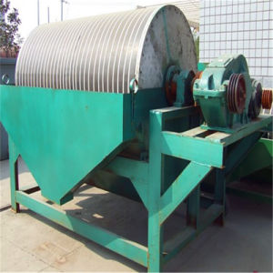 Magnetic Drum Separator for Heavy Medium Separation in Coal Mine pictures & photos