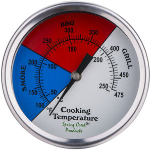 BBQ Oven Thermometer (B-0091)