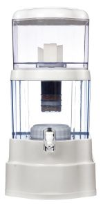 28L Table Top Water Purifier with Filter Cartridge (HKL-238) pictures & photos