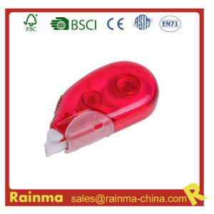 Red Color Correction Tape for Offce Supply pictures & photos