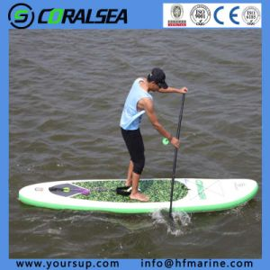 "Hot Sale PVC Cheap Paddle Boards (camo 10′6"") pictures & photos"